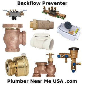 Backflow Preventer. Plumber Near Me USA .com