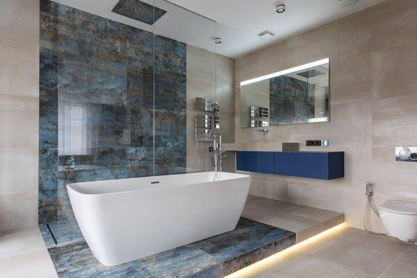 Luxury Bathroom in Woodbury MN